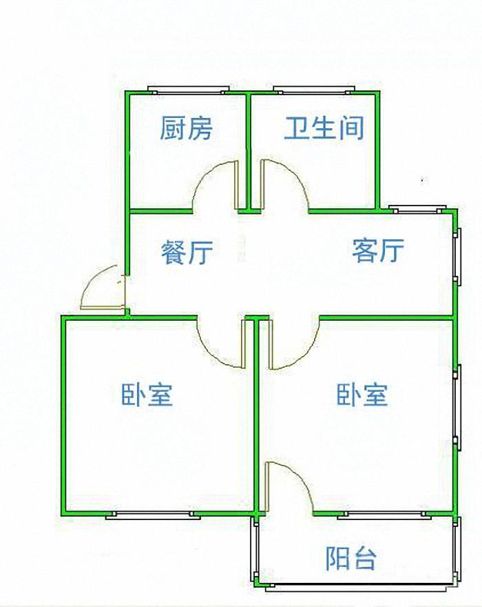 小户型|5(110m²)